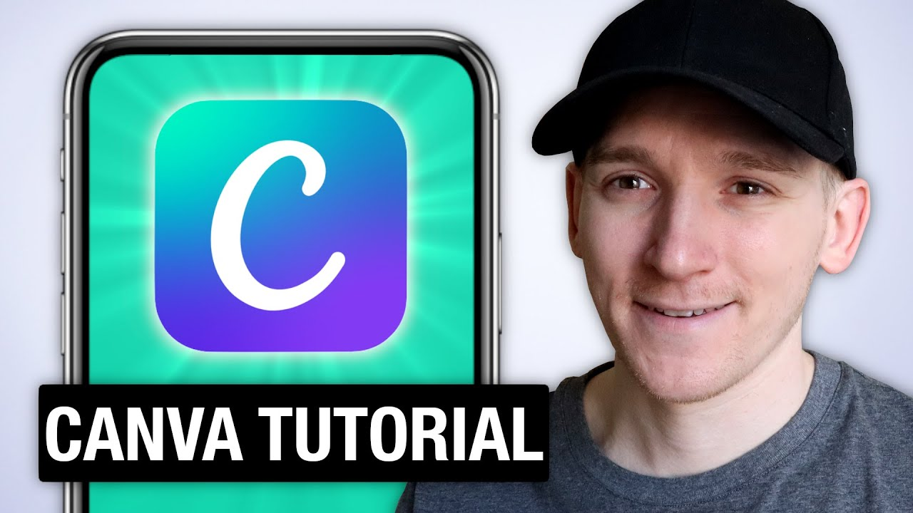 How to Use Canva App for Beginners on iPhone & Android