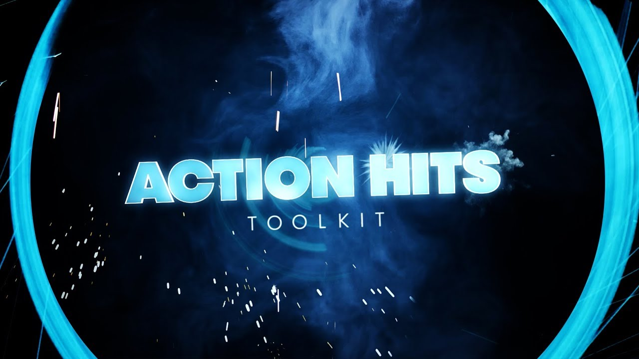 FREE Action Hits Toolkit: 70+ Action Compositing VFX Elements | PremiumBeat.com