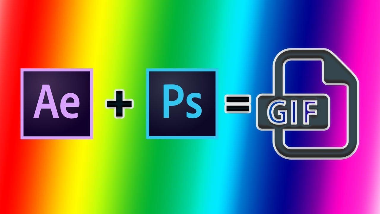 Как сохранить анимацию After Effects в GIF