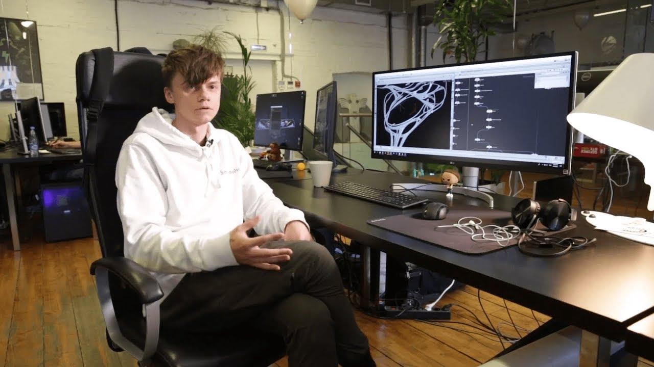 #Мояработа — 3D-дизайнер из «Силы света» рассказывает о своём ремесле