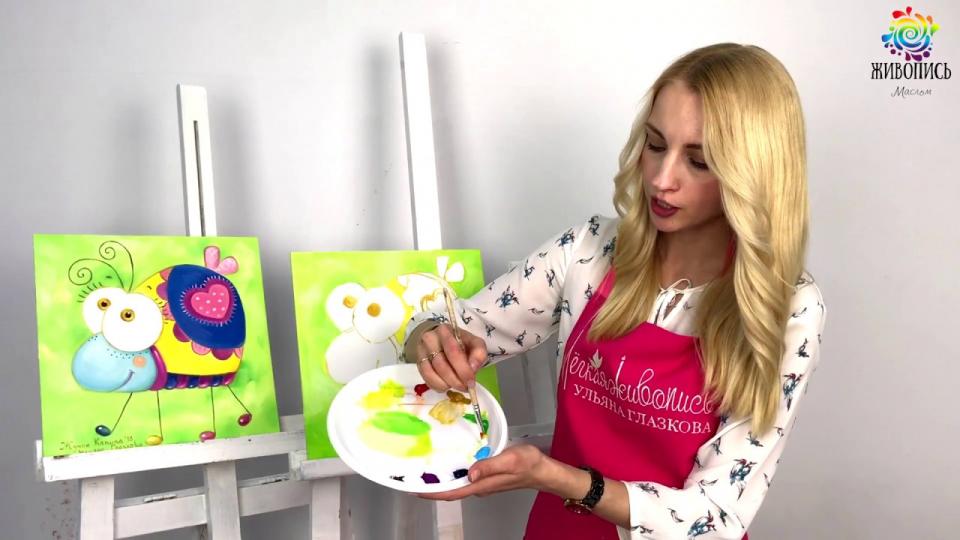 |ДЕТЯМ| Уроки детского рисунка