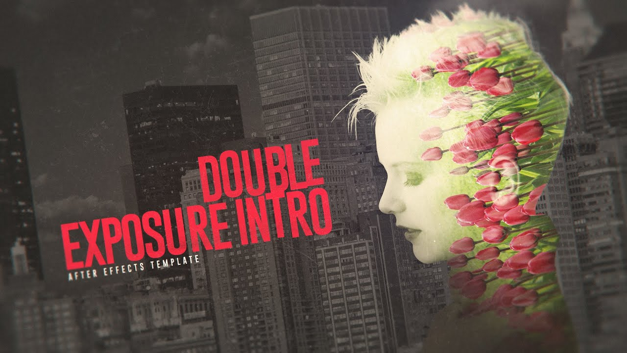 Double Exposure Intro [FREE After Effects Template]